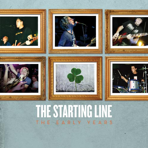 The Starting Line to release 'The Early Years' on Vinyl.