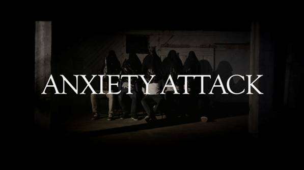 "Fall City Fall release new music video for ""Anxiety Attack"""