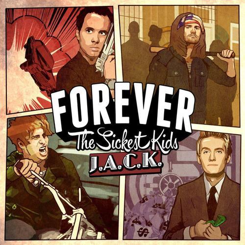 Forever The Sickest Kids Album Stream