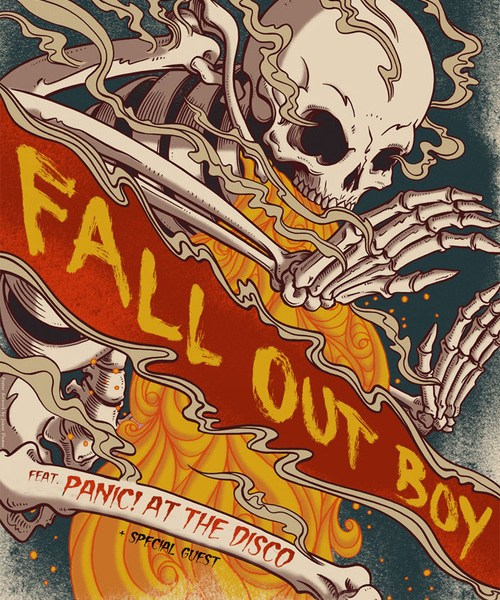 Panic! At The Disco Added To Fall Out Boy Tour