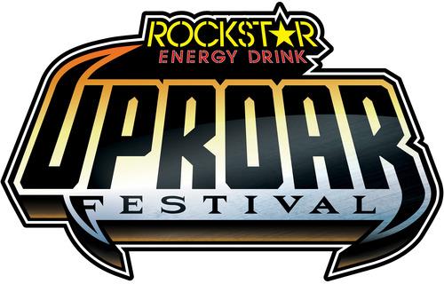 2013 Rockstar Uproar Festival Announcement