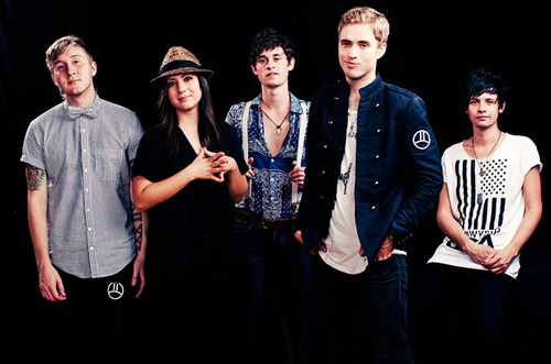 The Summer Set Cover Oasis