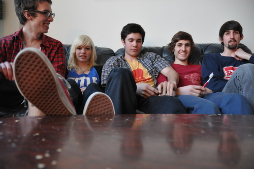 Tigers Jaw Release Final Track