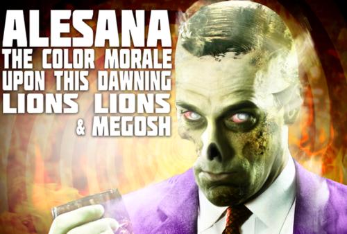 Alesana Announce New Tour