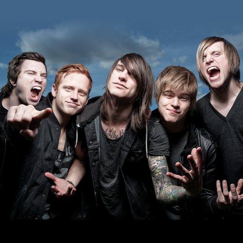 Blessthefall Release Music Video Teaser