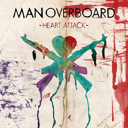 Stream Man Overboard's New Album