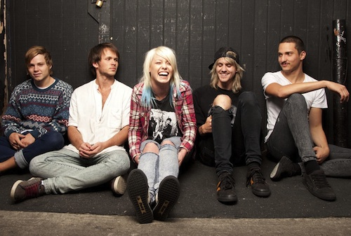 Tonight Alive Release Two New Songs