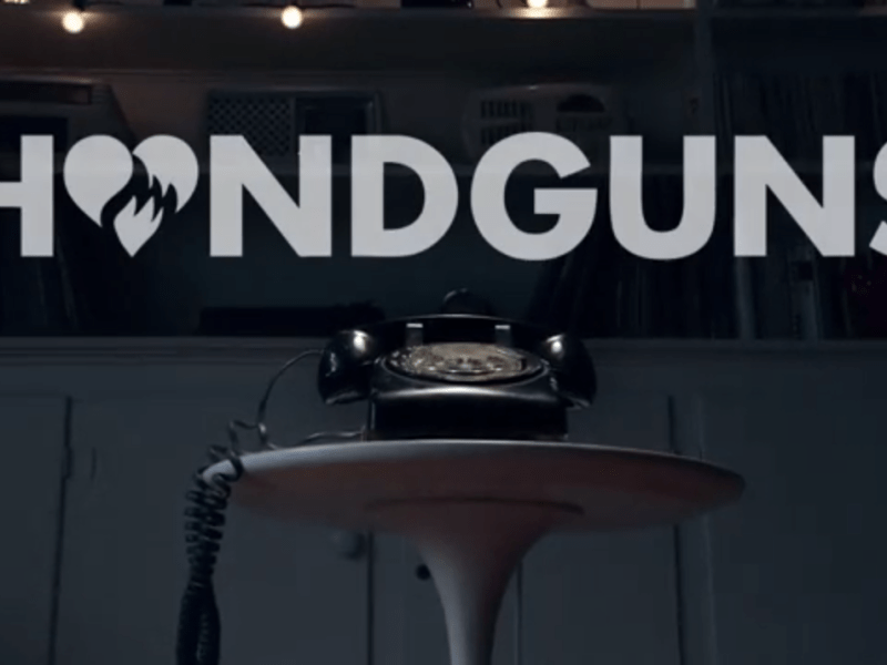 """Handguns Release Music Video For """"Stay With Me"""""""