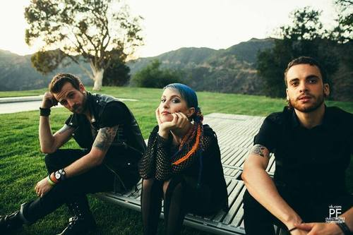 "Paramore Films Music Video For ""Ain't It Fun"""