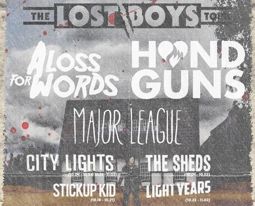 lost boys tour