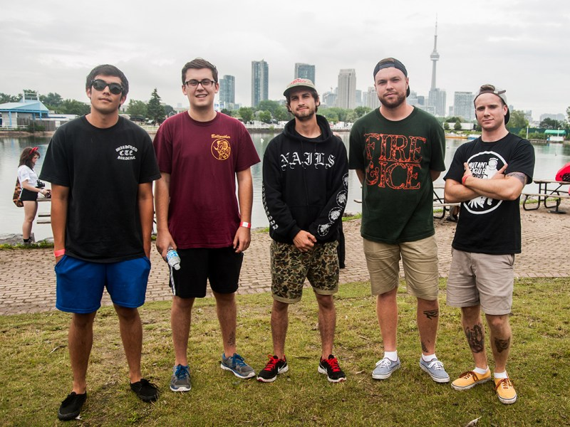 Seaway streaming new track featuring Shane Told from SIlverstein