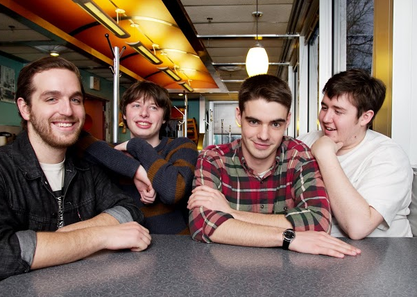 "Modern Baseball release new track ""Rock Bottom"" off of sophomore album"