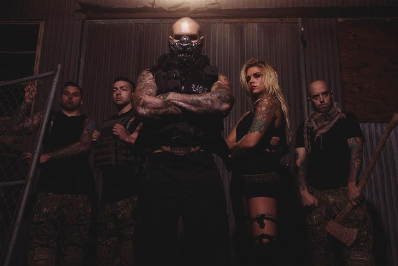 "Winds Of Plague release new music video for ""Left For Dead"""