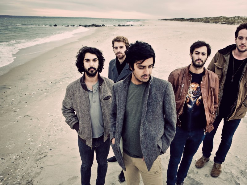 Young The Giant Release New Video