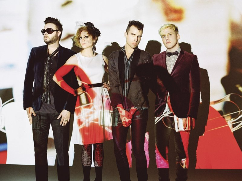 Neon Trees Frontman Comes Out