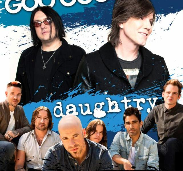 Goo Goo Dolls and Daughtry announce summer tour