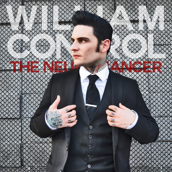 """William Control release new lyric video for """"Illuminator"""" ft. Andy Biersack"""