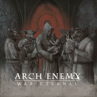 Arch Enemy Track-Listing and Album Artwork released