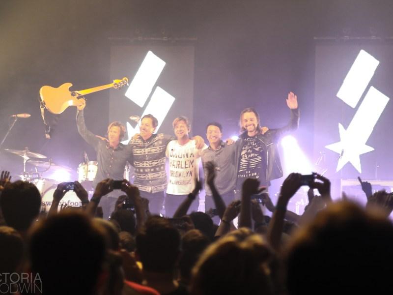 Switchfoot take over Nashville – April 27, 2014