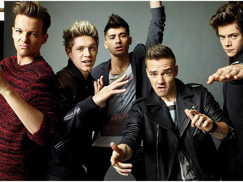 "One Direction Announce ""Where We Are"" Concert Movie"