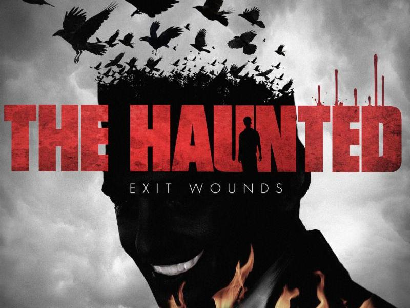 The Haunted to release 'Exit Wounds' on September 2nd