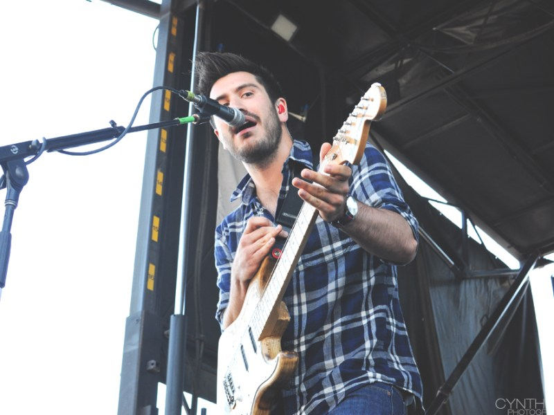 Interview with Twin Atlantic