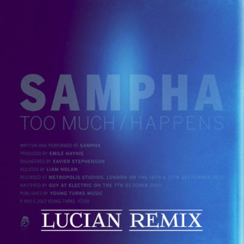 """Lucian releases remix of Sampha's """"Happens"""""""