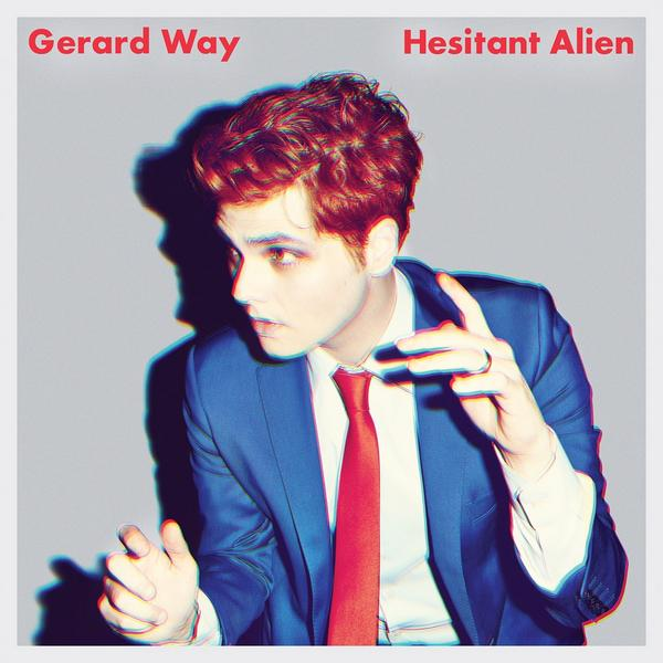 Gerard Way Streams Debut Solo Album