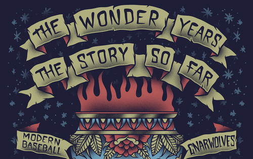 The Wonder Years + The Story So Far Announce Fall Tour