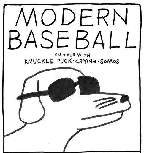 Modern Baseball Announce Fall US Tour