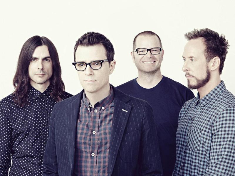 Weezer Stream New Album