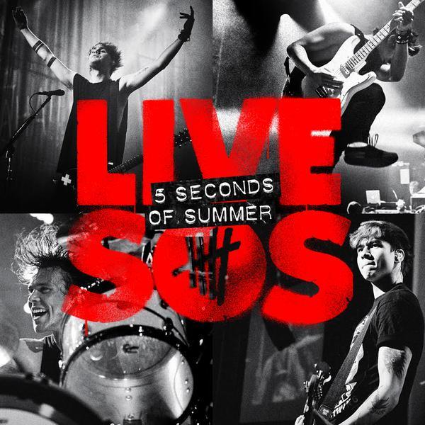 5 Seconds of Summer Announce Live Album