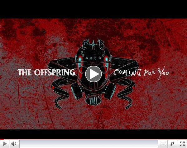 """The Offspring release new song """"Coming For You"""""""