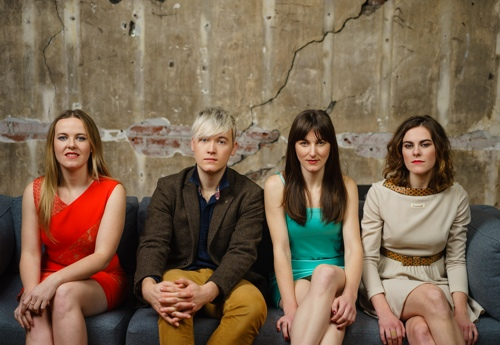 """The von Trapps release new single """"Dancing In Gold"""""""