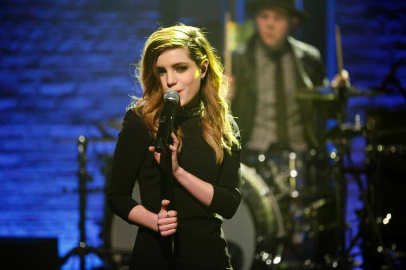 Echosmith performs on Late Night with Seth Meyers
