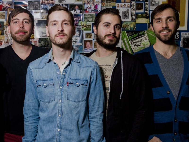 Royal Psalms sign with Rise Records