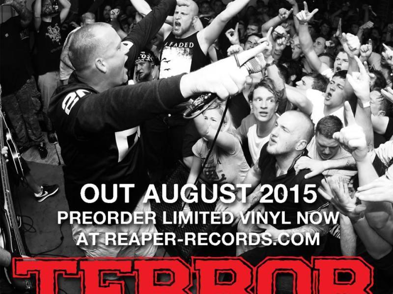 Terror Announce Vinyl Pre-Order + European Tour