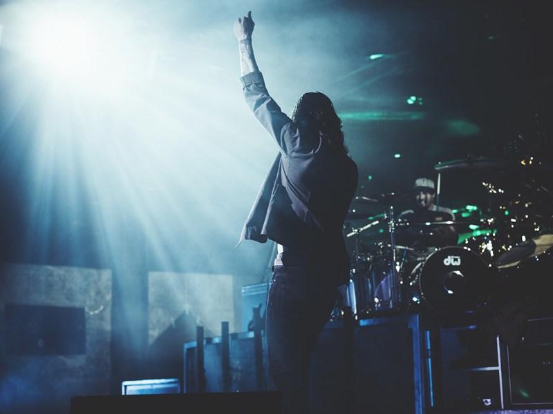 Incubus & Deftones – Clarkston, MI 7/22/15