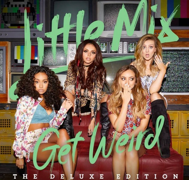 Little Mix Reveal Album Track Listing
