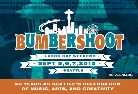 Stitched Sound's Heading to Bumbershoot 2015!