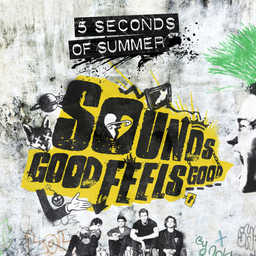 5 Seconds of Summer's 'Sounds Good Feels Good' Debuts at #1