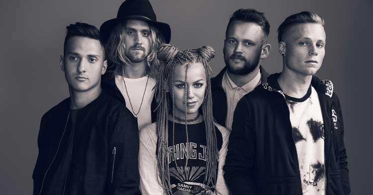 Tonight Alive Stream 'Limitless' Album