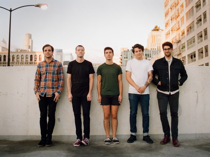 "Touché Amoré release ""Benediction"" music video"