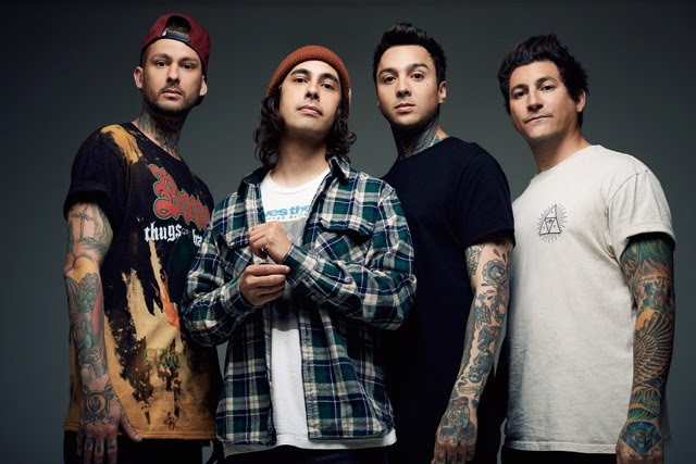 "Pierce The Veil release ""Floral and Fading"" music video"
