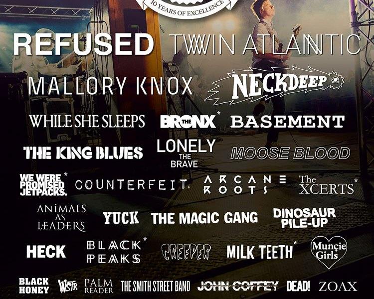 2000 Trees music festival lineup announced