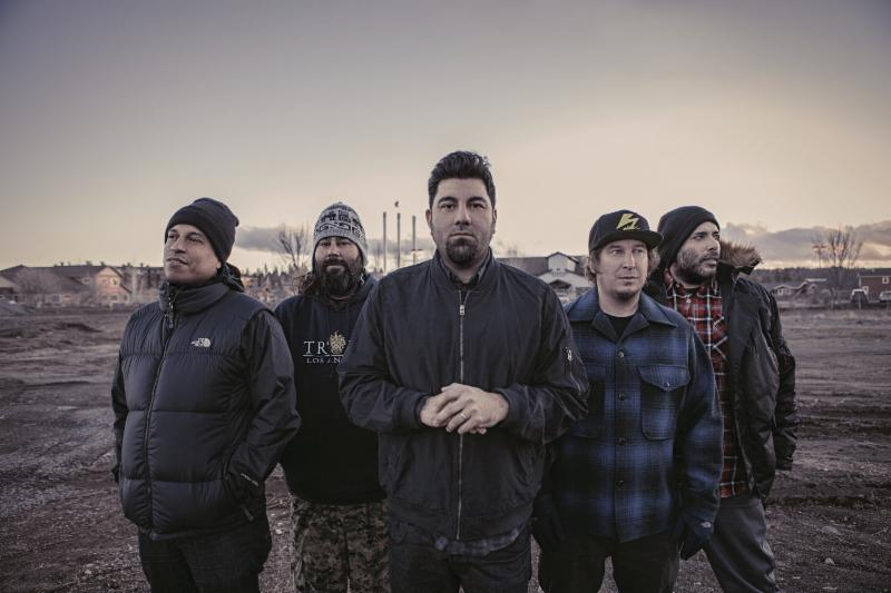 Deftones announcew new US Tour Dates