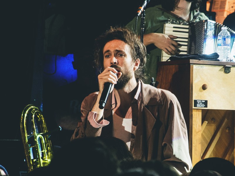 Edward Sharpe & The Magnetic Zeros // Toronto, ON 3.31.16