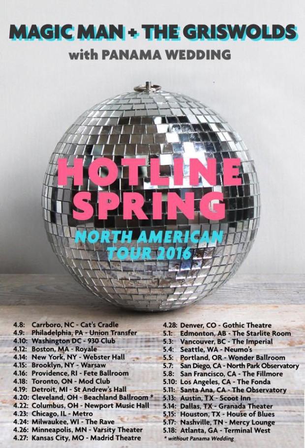 HotlineSpringTour