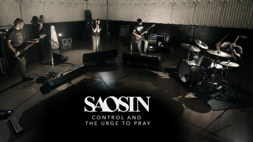 """Saosin release new song, """"Control and The Urge To Pray"""""""