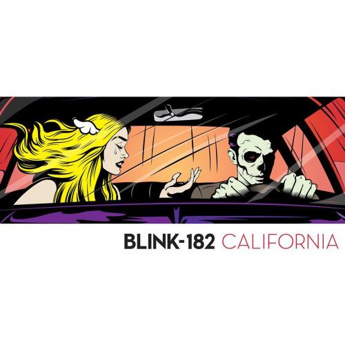 Blink-182 'California' album stream